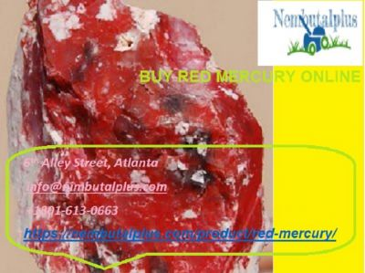 BUY RED MERCURY ONLINE RED MERCURY purchasable  It is said that red mercury may be a cerise semi-liquid material   The intensity of red mercury is high about 20.2 g / cm 3, just like the Alneptinyum 237 are intensity as a non-radioactive.   Since the quantity of chemical P.E. molecule limits the increased density of lead component to be simpler efficient explosively.  and therefore the intensity of any explosive substance is of particular importance when considering the speed and burst pressure of the article.                                                                                                     we all know that once you get an explosive substance with a double density material density, for instance RDX per gram, while an equivalent energy content is maintained, you get something that results in larger than any of the explosives currently Taqpanfjarip known.  Uses of red mercury  Red Mercury is employed as a solvent for uranium-235 and thus facilitate the method of storage of radioactive uranium and this will be easily separated from red mercury by a distillation process, it's documented that mercury was ten games, seven of which were stable isotope then unstable and produce two beta rays are negative, and one among these industrial mercury isotopes is understood because the Network.    The natural counterpart Vlonh silver tends to be reddish, while industrial counterpart Venzirh tends to paint red metallic mercury oxide being. Consequently, the economic counterpart of a critical of (2: 3) mass kg and may pop several grams of it, specifically, may be a military parallel class, and most are now within the world within the production in the former Soviet Union . contact us if you have any questions- 6th Alley Street, Atlanta  info@nimbutalplus.com                     +1801-613-0663 https://nembutalplus.com/product/red-mercury/ OUR OTHER PRODUCT Buy Nembutal Liquid online  Nembutal injection Buy Nembutal online Becca Under Eye Brightening Corrector Buy nem